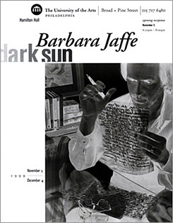 Barbara Jaffe: Dark Sun